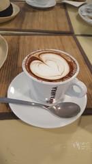 Caf Cappuccino (Rancesvinto) Tags: coffee cappuccino capucino