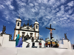 Passion of Christ in Congonhas, Brazil (Lima Andruka) Tags: sculpture minasgerais art church easter theater christ jesus colonial congonhas crucifiction aleijadinho passionofchrist twelveprophets