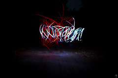 graffiti in void (MJphotograhpy) Tags: longexposure light shadow lightpainting black night dark lights graffiti space paintingwithlight lighttrails void lightgraffiti lighttrail lightdrawing lightwriting