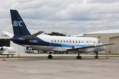 N481BC   Saab 340B   IBC Airways (cv880m) Tags: lauderdale fll kfll florida fortlauderdale ftlauderdale n481bc saab fairchild sf340 340 340b turboprop ibc ibcairways
