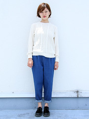July 30, 2016 at 12:38PM (audience_jp) Tags: audience audienceshop upscapeaudience japan tokyo  kouenji          madeinjapan aud3332 shop fashion coordinate snap ootd