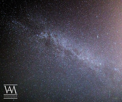 Milky Way and Andromeda (McCarthy's PhotoWorks) Tags: andromeda astro astronomical astronomy astrophotography astrophysics backdrop cosmic cosmos galactic galaxy landscape longexposure milkyway nature night nightsky nighttime outdoor outerspace physics planetarium satellite science sciencebackdrop space star starry universe wallpaper