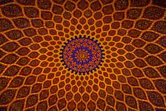 Ceiling 2 (sallyjane6) Tags: ibn batuta mall ceilings arabic architecture design
