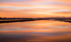 the sunrise palette (WITHIN the FRAME Photography(5 Million views tha) Tags: sunrise reflections saltpan nature wide clouds warm westcoast southafrica horizon fuji xt1 lowlight