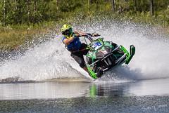 Saami WaterCross Hetta 2016 (SPPhotography_Finland) Tags: watercross snowmobil race hetta enonteki lapland lake 2016 canon canonphotography sigmalens snowmobile