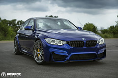 San Marino F80 M3 - Shot for IND Distribution (Unscene Media) Tags: bmw f80 m3 bbs wheels kwsuspension brembo fir unscenemedia canon 5dmarkiii ind automotive mperformance