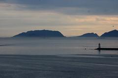 Molde, Norway (Joseph W Ling) Tags: cloud mountain seascape water norway landscape scenery outdoor dusk peak mountainside mystic molde obscure