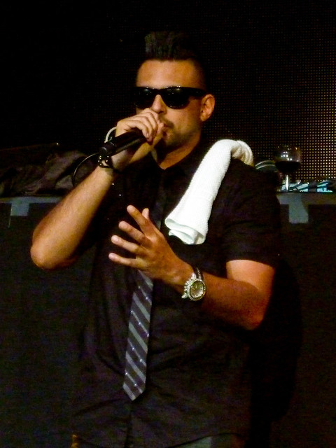 Sean Paul - Le Bataclan, Paris (2012)