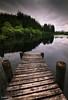 the jetty (theclashcityrocker) Tags: lochard miltonbasin scotland visitscotland aberfoyle trossachs trossachsnationalpark jetty loch forrest benlomond leefilters 06nd hoyapro1000 canon canoneos70d longexposure