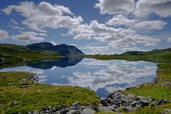 Reflections of Norwegian nature (2) (koos.dewit) Tags: 2016 fuji fujixe2 fujifilm koosdewit koosdewitnl noorwegen norway holiday