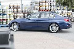 BMW Alpina D3 Bi Turbo (lightrace) Tags: bmw alpina d3 biturbo