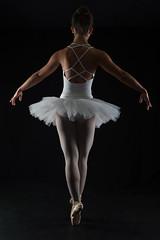 Ballerine (Photoval-Creations) Tags: danse pointes tutu grce grace dance ballet classique
