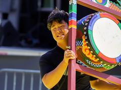 Korean Festival (Bill Anderson :-)) Tags: koreanfestival vangardstadium burnaby britishcolumbia volunteers