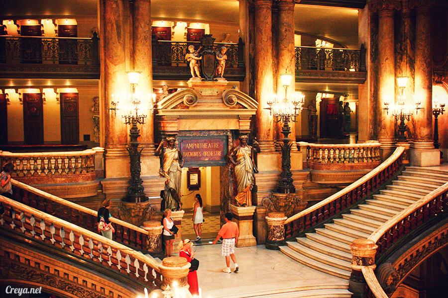 2016.08.21 ▐ 看我的歐行腿▐ 法國巴黎加尼葉歌劇院 09