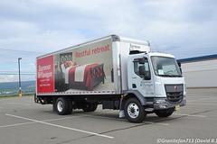 Kenworth K270 Box Truck (Trucks, Buses, & Trains by granitefan713) Tags: kenworth kenworthtruck kenworthk270 k270 boxtruck straighttruck vantruck dryvan deliverytruck newtruck cabover coe