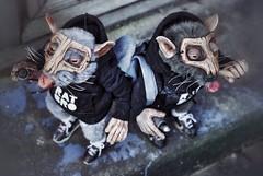 #toys #toy #rat #arttoy #ratbros (Polina Antonova) Tags: toys toy rat arttoy ratbros