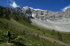 Ortles (Riccardo Tognini -Guida Ambientale Escursionistica) Tags: erica mountains ortles glacier ghiacciaio trekking hiking solda