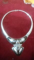 IMG_0350 (Tuareg Jewelry) Tags: tuareg jewelry silver finesilver ebony agate colliers necklaces tuaregjewelry tuaregjewellery