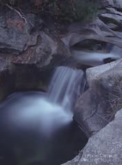 Boca del Asno, Segovia (Ignacio Campos Photographer) Tags: eresma rio valsain segovia bocadelasno seda canon tamron rocas otoo