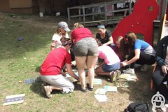"DSCF0010 (Brittany ""Aviia"" Forsyth) Tags: ontario canada muskokas baysville cairn camp camping kids summer glenmhor payitforward music art dance drama madd"