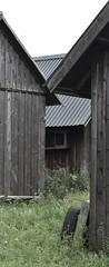 DSC_0070 (Lotsig) Tags: fiskelge village by gotland island  fisk fish fishing hus houses stugor cottages sommar summer stuga cottage