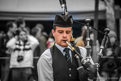 Solo Piper (FotoFling Scotland) Tags: event heavyweightevents highlandgames lochearnhead scotland bagpipe balquidder clan lochearnheadgames scottish strathyre traditional stirlingshire
