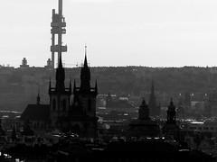 Prague (Heginger) Tags: prague czech republic old town tower church