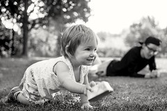 In the park... (miroslav.tokarsky) Tags: baby girl siblings daugter son children outside park sun sunny summer day relax bestshotoftheday magicmoment magic happy portrait pentax pentaxart