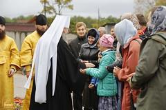 16. Church service in Svyatogorsk / Богослужение в храме г.Святогорска 09.10.2016