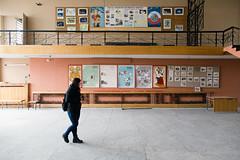 Abandoned Soviet Architecture (danielfoster437) Tags: abandonedbuilding abandoned abandonedarchitecture abandonedexploration abandonedroom pyramiden russian sovietarchitecture spitsbergen svalbard