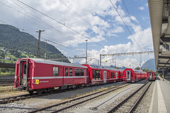 IMGP2212 (DenesBerky) Tags: svájc switzerland schweiz graubünden rhb rhätischebahn agz alvra landquart
