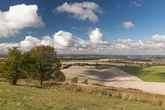 Dunstable Downs (pgpicture) Tags: autumn dunstable dunstabledowns landscape clouds polariser leefilters