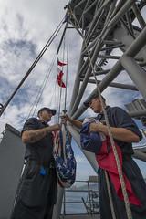 161011-N-JS726-119 (CTF 76) Tags: navy marines amphibiousassault subicbay phiblex bonhommerichard expeditionarystrikegroup underway deployment military portvisit subicbayphilippines