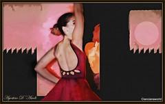 Flamenco - Ottobre-2016 (agostinodascoli) Tags: art agostinodascoli ballo ballerine fullcolor flamenco texture cianciana sicilia colore digitalart digitalpainting digitalgraph nikon nikkor photoshop photopainting danza