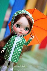 Sara loves rainy days