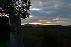 autumn And Sunset Photo.... (Scheuer Photography) Tags: sunset sun sky photo czechphoto newphotographer follow followme liberecky kraj