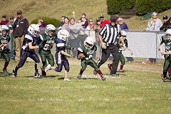 IMG_2514eFB (Kiwibrit - *Michelle*) Tags: pee wee football winthrop monmouth boys team game 101516 play