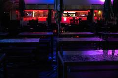 161009_SAM_9436 (Jan Jacob Trip) Tags: berlijn duitsland berlin alexanderplatz germany purple red light table restaurant night redlight bar terrace black streetphotography
