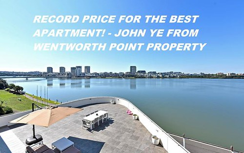 545/46 Baywater Drive, Wentworth Point NSW 2127