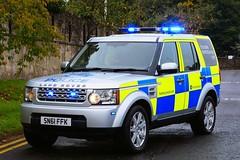 SN61 FFK (S11 AUN) Tags: lothian borders police scotland edinburgh city land rover discovery collision investigation unit ciu response anpr traffic car rpu roads policing 999 emergency vehicle sn61ffk