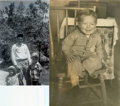 My father 1957 (Michael Vance1) Tags: family father man husband boy
