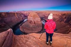 Horseshoe Bend, Arizona (brendanvanson) Tags: arizona usa nature america river landscape williams unitedstates grandcanyon roadtrip canyon valley page northamerica horseshoebend