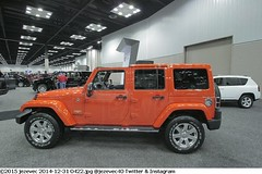 2014-12-31 0422 JEEP group (Badger 23 / jezevec) Tags: auto show new cars industry make car america photo model automobile forsale jeep image indianapolis year review picture indy indiana automotive voiture american coche carro specs  current carshow newcar automobili automvil automveis manufacturer  dealers  2015   samochd automvel jezevec motorvehicle otomobil   indianapolisconventioncenter  automaker chryslercorporation   autombil automana 2010s  indyautoshow bifrei  awto automobili  bilmrke   giceh december2014 20141231 fiatchryslerautomobiles
