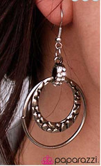 5th Avenu Silver Earrings K1 P5210-2