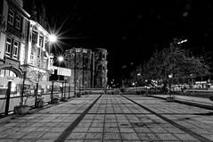 _DSC9497_DxO2 (Denkrahm) Tags: city monochrome night germany square deutschland trier portanigra duitsland sudallee