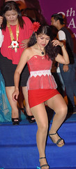 Img428471nx2_conv (veryamateurish) Tags: woman girl asian hongkong legs central filipina miniskirt chaterroad beautycontest shortskirt missboardwalk