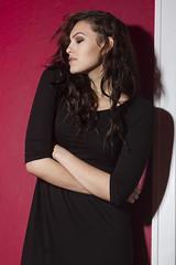 Cristal (austinspace) Tags: portrait woman studio washington model spokane thatsit alienbees