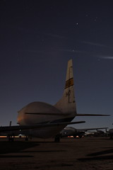 1412-PimaAir-098 (musematt11) Tags: arizona plane airplane desert tucson dusk aircraft transport az nasa c97 pimaairandspacemuseum superguppy stratocruiser