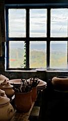 La ventana del alfar (Aurora3) Tags: faro ventana interior asturias taller otoo oviedo cl pinceles 2014 aurofot alfar tardicion