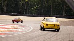 ALFA ROMEO Giulia Sprint GTA (Fred Jeangeorges) Tags: canon alfa romeo gta sprint giulia 600d 55250 dijonprenois grandprixdelagedor2014